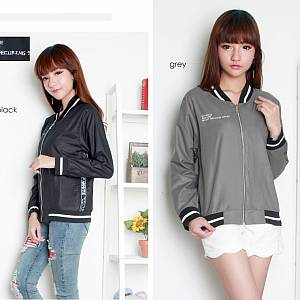 sL Jaket Katun Brooklyn