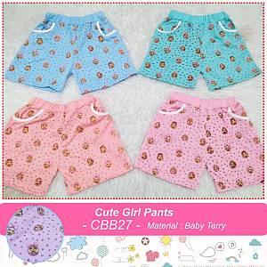 CBB 27 CUTE GIRL PANTS
