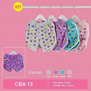 CBA13 Star Short Pants