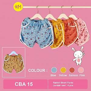 CBA15 Rabbit Short Pants