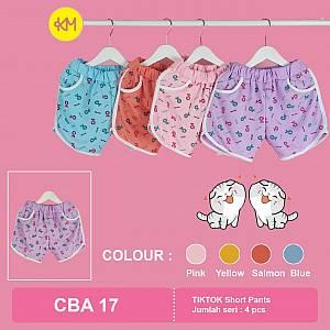 CBA17 Tiktok Short Pants