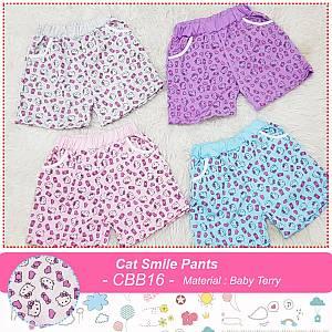 CBB16 CAT SMILE PANTS