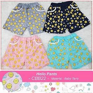 CBB22 Hello Pants