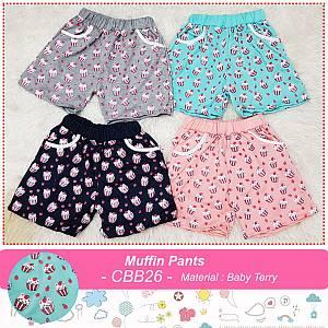 CBB26 Muffin Pants