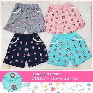 CBB27 Cute Girl Pants