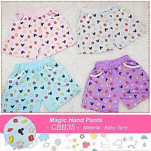 CBB35 MAGIC HAND PANTS
