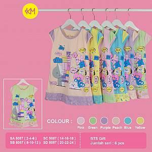 SA5087 BTS Gift