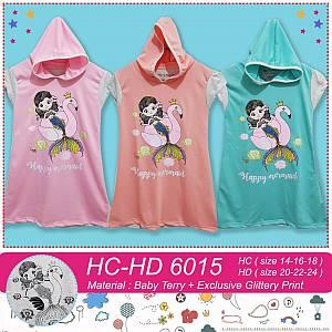 HC 6015 Happy Mermaid