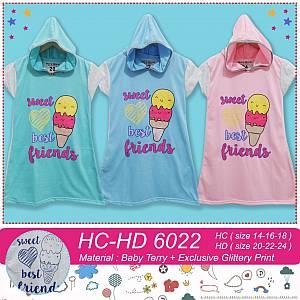 HC 6022 SWEET BEST FRIEND