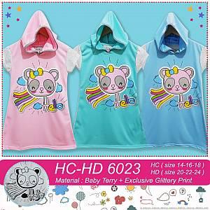 HC 6023 HELLO