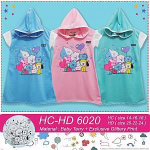 HD 6020 BT21