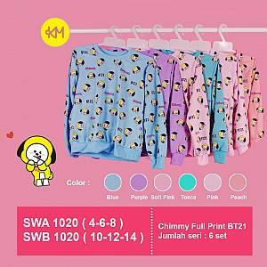SWA1020 CHIMMY BT21
