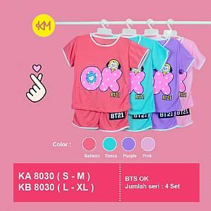 KB8030 BTS OK