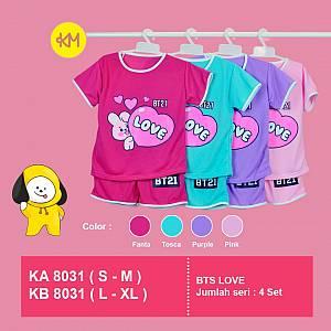 KB8031 BTS LOVE