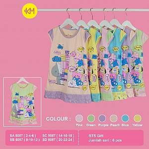 SB5087 BTS Gifts