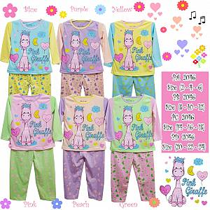 PA 2046 Pink Giraffe