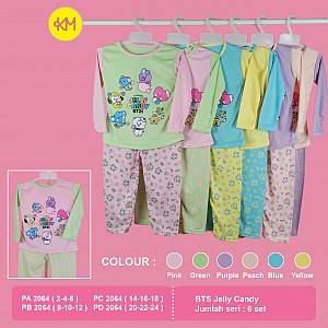 PC2064 BTS JELLY CANDY