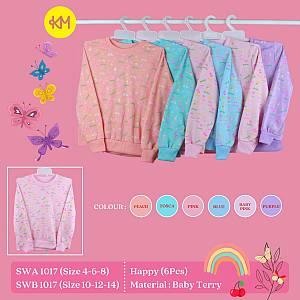 SWA1017 Happy