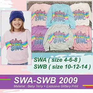SWA2009 BORN TO SHINE