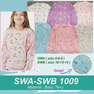 SWB1009 PRINCESS DINO