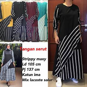 STRIPPED MAXY