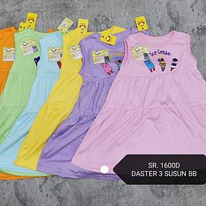 DRESS 3 SUSUN