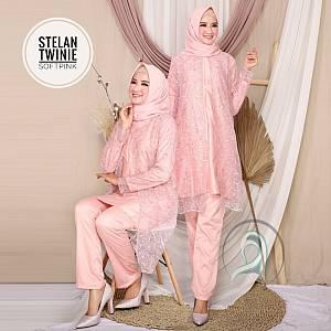 TK1 Setelan PinkTwinie