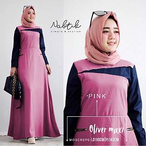 Fc Oliver Maxi Pink