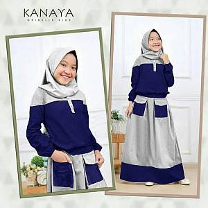 1). 46-Kanaya kids navy-grey