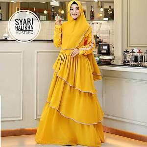 TK1 Syari Nalikha Mustard