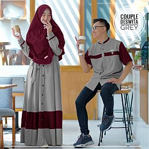 TK1 Couple Deswita Grey