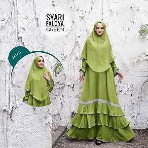 TK1 Syari Faloya Green