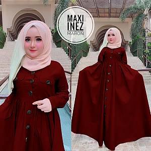 TK1 Maxi Inez Maroon