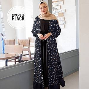 TK1 Maxi Shafia Black
