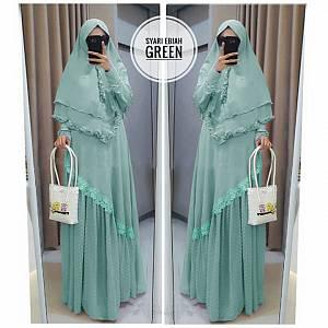 TK1 Syari Ebiah Green