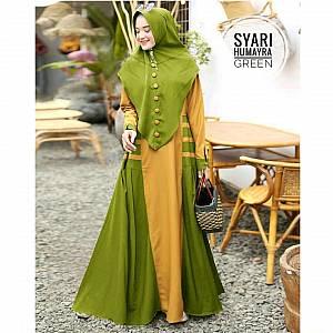 TK1 Syari Humayra Green
