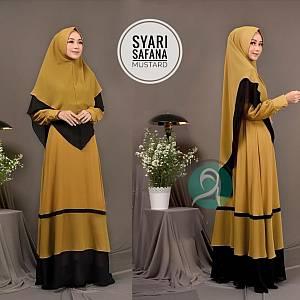TK1 Syari Safana Mustard