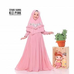 TK1 Syari Hawa Kid Pink