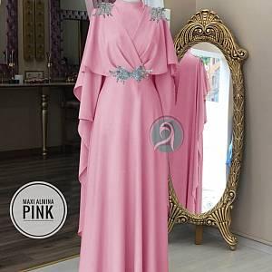 TK1 Maxi Almina Pink