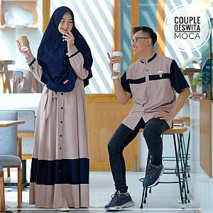 TK1 Couple Deswita Moca