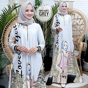 1). TK1 Maxi Ladies Grey