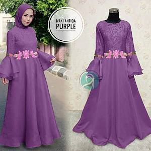 1). TK1 Maxi Antiqa Purple