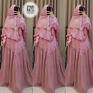 TK1 Syari Ratu Pink