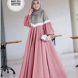 TK1 Maxi Dea Grey-Pink