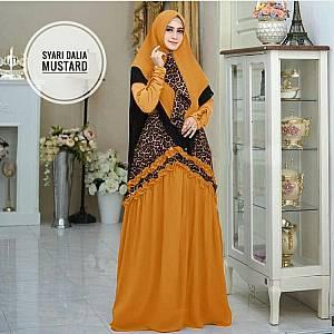 TK1 Syari Dalia Mustard