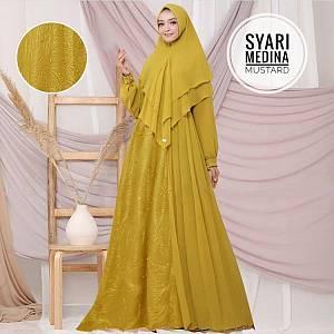 TK1 Syari Medina Mustard