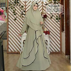 Tk Syar i Ceruty Afizah Green