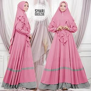 TK1 Syari Davita Pink