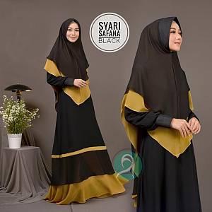 TK1 Syari Safana Black