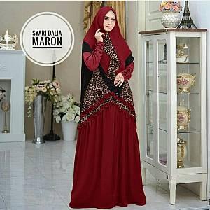 TK1 Syari Dalia Maron